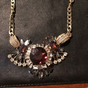 Diva Glitzy over the top royalty necklace stunner